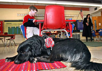 Autism Service Dog and child: Nine Ways How Special Dogs are Helping Children with Special Needs
