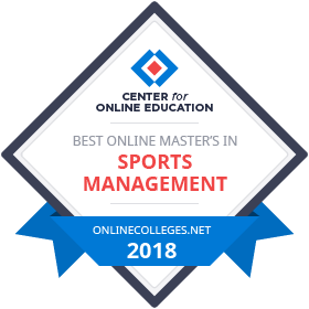 Online Sports Management Degrees
