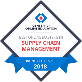 Best Online Master's in Supply Chain Management Degree Programs