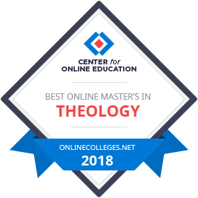 Best Online Master's in Theology Degree Programs