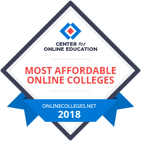 The 50 Most Affordable Online Colleges in 2018